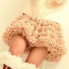 Buy 'Lace Girl – Rhinestone Frilled A-Line Miniskirt' with Free International Shipping at YesStyle.com. Browse and shop for thousands of Asian fashion items from China and more!