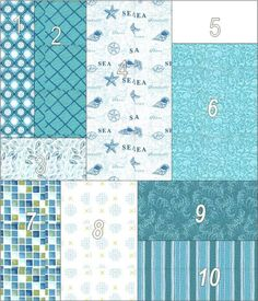 How to calculate quantities for a pieced quilt backing