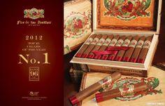 MyFather Cigars - Flor de las Antillas Toro - Voted #1 on Cigar Aficionados Top 25 in the world!