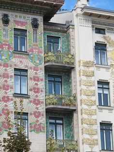 Vienna | art deco and art nouveau