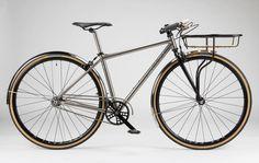 Firefly Bicycles, Titanium Utility