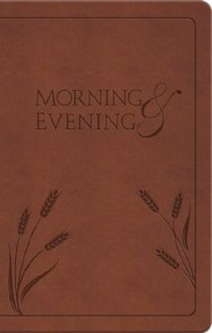 Morning And Evening by C.H. Spurgeon