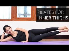 Pilates On Request this week is going to help you to tone those inner thighs and build stronger legs. Pilates Workout Youtube, Cardio Pilates, Pop Pilates, Pilates Video, Pilates For Beginners, Running For Beginners, Beginner Pilates, Weight Training Workouts, Fun Workouts