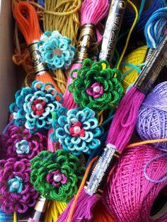 Latoupi full of colors
