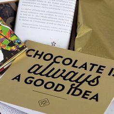 Kleine sneak peek door (hoe toepasselijk!) @peekinsidenl van de #novemberbox  Meer  nu op haar instagram stories! (Al is de inhoud van de novemberbox dan dus wel verklapt dus je bent gewaarschuwd ) #anderechocolade #foodpost #chocoladeabonnement  #chocoladeverzekering #chocolade #verrassing #cadeau #chocolateisalwaysagoodidea #quote #kaart #kaartje #chocola