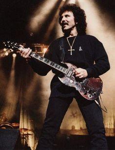 Tony Iommi-Black Sabbath and Iommi...............