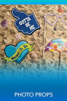 Teen Beach 2 - Photo Props - Printable FREE PRINTABLE--in the ACTIVITIES list, click the arrow over to find it.