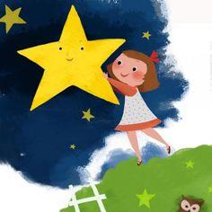 Malula es una estrella muyyy curiosa. ¿Queres conocerla?