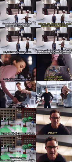 So funny - Funny Superhero - Funny Superhero funny meme - - Honey I shrunk Team Flash! 412 The post So funny appeared first on Gag Dad. Movie Memes, Dc Memes, Funny Memes, Jokes, The Cw Shows, Dc Tv Shows, Movies And Series, Cw Series, Arrow Funny