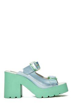 Miista Rachel Platform Sandal