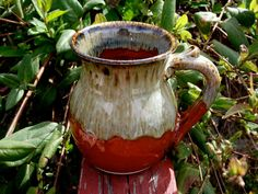 Handmade Ceramic Mug by claypots on Etsy, $15.00