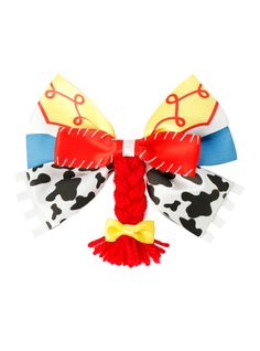 Disney Toy Story Jessie Cosplay Hair Bow | Hot Topic