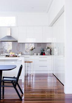 35 best splashback images new kitchen kitchen contemporary rh pinterest com