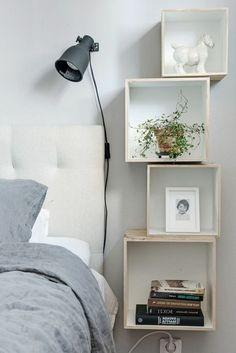 38 Brilliant Bedroom Organization Ideas that Will Help You Keep ...