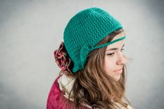A classic handmade knitted winter hat. Perfect for a windy day. You can mach it with any jacket or coat. https://www.etsy.com/shop/Jasminesmacrame?ref=hdr_shop_menu
