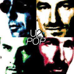 U2 - Pop (3 mars, 1997) http://www.u2.com/ #u2newsactualite #u2newsactualitepinterest #u2 #bono #theedge #adamclayton #larrymullen #music #rock #pop