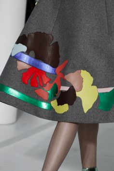 Delpozo Fall/Winter 2015 - Look 13 at Moda Operandi