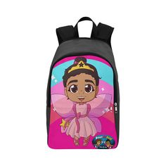 Items similar to Girls Large Backpack 17.72
