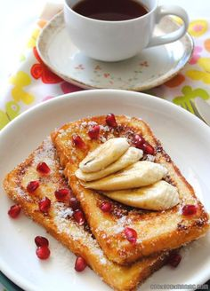 Doughnut French Toast by Nigella Lawson - Nigella Express