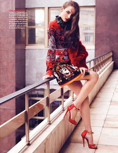 Vogue Latin America July 2013