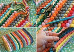 How to Bobble Crochet
