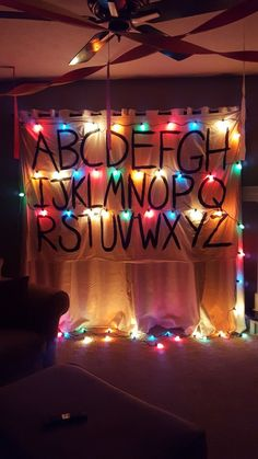 was for our daughter& birthday, Stranger Things Themed party.This was for our daughter& birthday, Stranger Things Themed party. Stranger Things Theme, Stranger Things Christmas, Stranger Things Upside Down, Stranger Things Halloween, Stranger Things Season 3, Stranger Things Aesthetic, Stranger Things Funny, Eleven Stranger Things, Disfraces Stranger Things