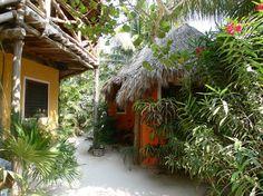holbox island bungalow