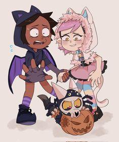 """Charliizza on Twitter: """"Spooky seasonnn :D #theowlhousefanart #theowlhouse… """""""
