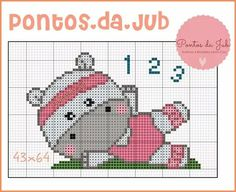 Cute Cross Stitch, Cross Stitch Charts, Cross Stitch Patterns, Animal Crafts, Betty Boop, Animals For Kids, Pixel Art, Art Projects, Hello Kitty