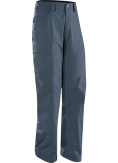 Rampart Pant Men's Lightweight, air permeable TerraTex™ nylon trekking pants patterned for maximum mobility.
