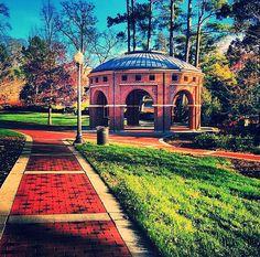 President's Park, Clemson University