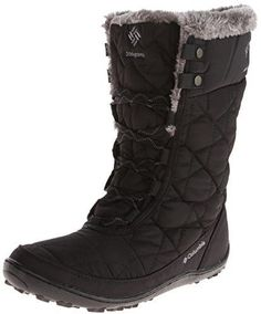 Shop for Women's Minx Mid Ii Omni-heat Snow Boot, Black, Charcoal, 8.5 B US by Columbia at ShopStyle. Now for $49.31–84.99.