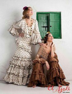 Flamenco Rock, Flamenco Costume, Flamenco Dresses, Mexican Outfit, Spanish Fashion, Traditional Outfits, Bohemian Style, Womens Fashion, Fashion Trends