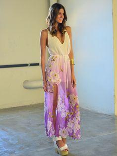 Geisha Maxi dress at Mura Boutique 2013