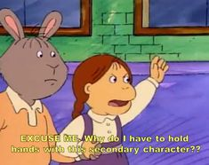 """When Muffy had standards to abide by:   19 Times """"Arthur"""" Was The Most Savage Show That Ever Existed"""