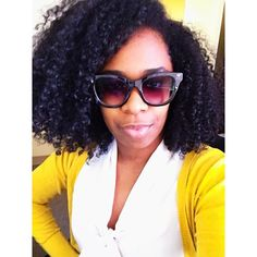 @curls_unbothered Wash n' Go goodness . #hair2mesmerize #naturalhair #healthyhair