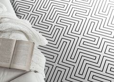 MATRIX NEO is a popular geometric design to use as a feature or to create a bold space. Suitable for floor and walls and available in white or black. Many patterns can be created with these just by altering the direction of the tiles! Tile Warehouse, Tile Suppliers, New Homes, Flooring, Wall, Inspiration, Design, Ranges, Bathroom Ideas