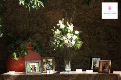 Hermoso ramo para tu boda en San Miguel de Allende. Bougainvillea San Miguel, México. www.bougainvilleabodas.com.mx