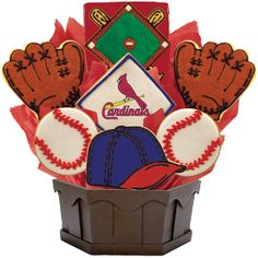 St Louis Cardinals Cake Cake Decorating Pinterest St louis