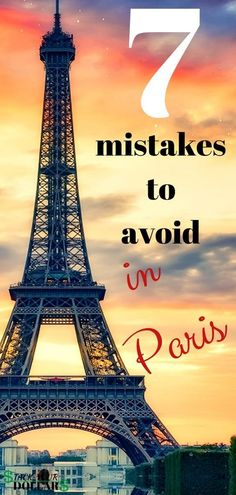 Planning a trip to Paris or thinking of planning a trip to Paris? Find out all the best tips and tricks for an enjoyable Parisian trip in this post! I share all the knowledge I've learned to enjoy Paris on a budget, and do the most without all the frustration! #paristravel #paris #europe #traveltips #paristips #paristraveltips #stackyourdollars #budgettravel #parisonabudget #parisguide