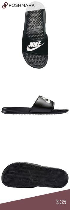 9643c90755616 BENASSI JDI SLIDE FOR MEN IN SIZE 10 ✓️BENASSI SLIDE FOR MEN SIZE 10 ✓ ·  Men SlidesNike SlippersFlip Flop SandalsFlip FlopsShoes SandalsBlack ...