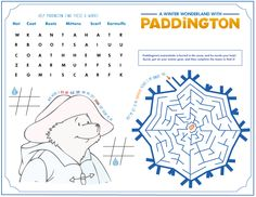 All of the PADDINGTON fun your kids can handle!