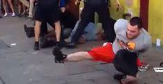osCurve   Contactos : Curiosa huida de un hombre esposado durante un des...