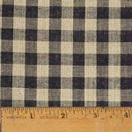 Navy 5 Homespun Cotton Fabric