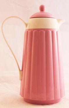 Demixx Vintage - Vintage Pink Crown Corning Thermique Thermos, $27.99 (http://www.demixxvintage.com/vintage-pink-crown-corning-thermique-thermos/)