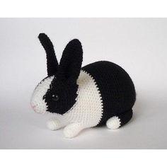 #crochet bunny #amigurumi