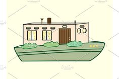 river house color water transport @creativework247