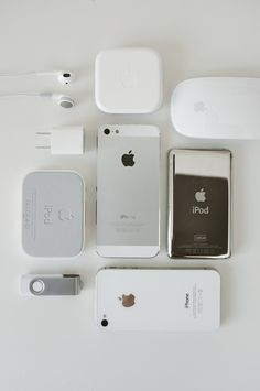 I couldn't live without my iPhone, iPad Mini, Macbook, and apple TV.