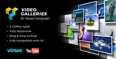 Download Video Galleries for Visual Composer Wordpress Plugin Nulled Latest Version