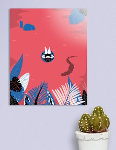 Discover «the same position», Exclusive Edition Acrylic Glass Print by Laura Giorgi - From 65€ - Curioos